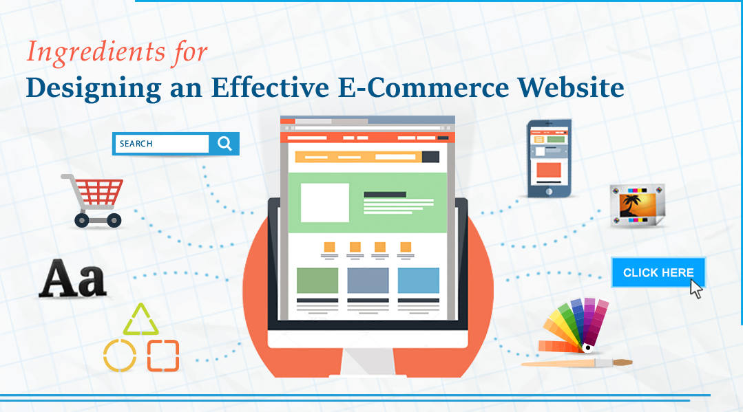 Ingredients for Designing an Effective Webstore