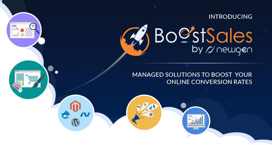 Introducing BoostSales by Newgen